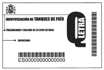Letra-Q  Etiqueta