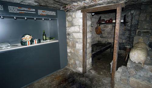 Cueva Museo Queso Cabrales