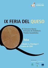 IX Feria-Mercado del Queso Artesano Teba