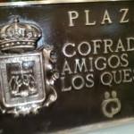 Plaza Cofradía Amigos de los Quesos