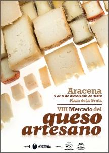 VIII Mercado Artesano del Queso en Aracena