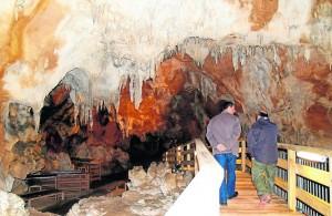 Cueva Oscura Gamonéu