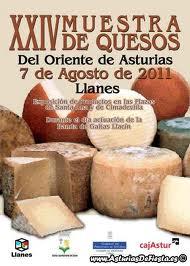 XXIV Muestra de Quesos del Oriente - Asturias